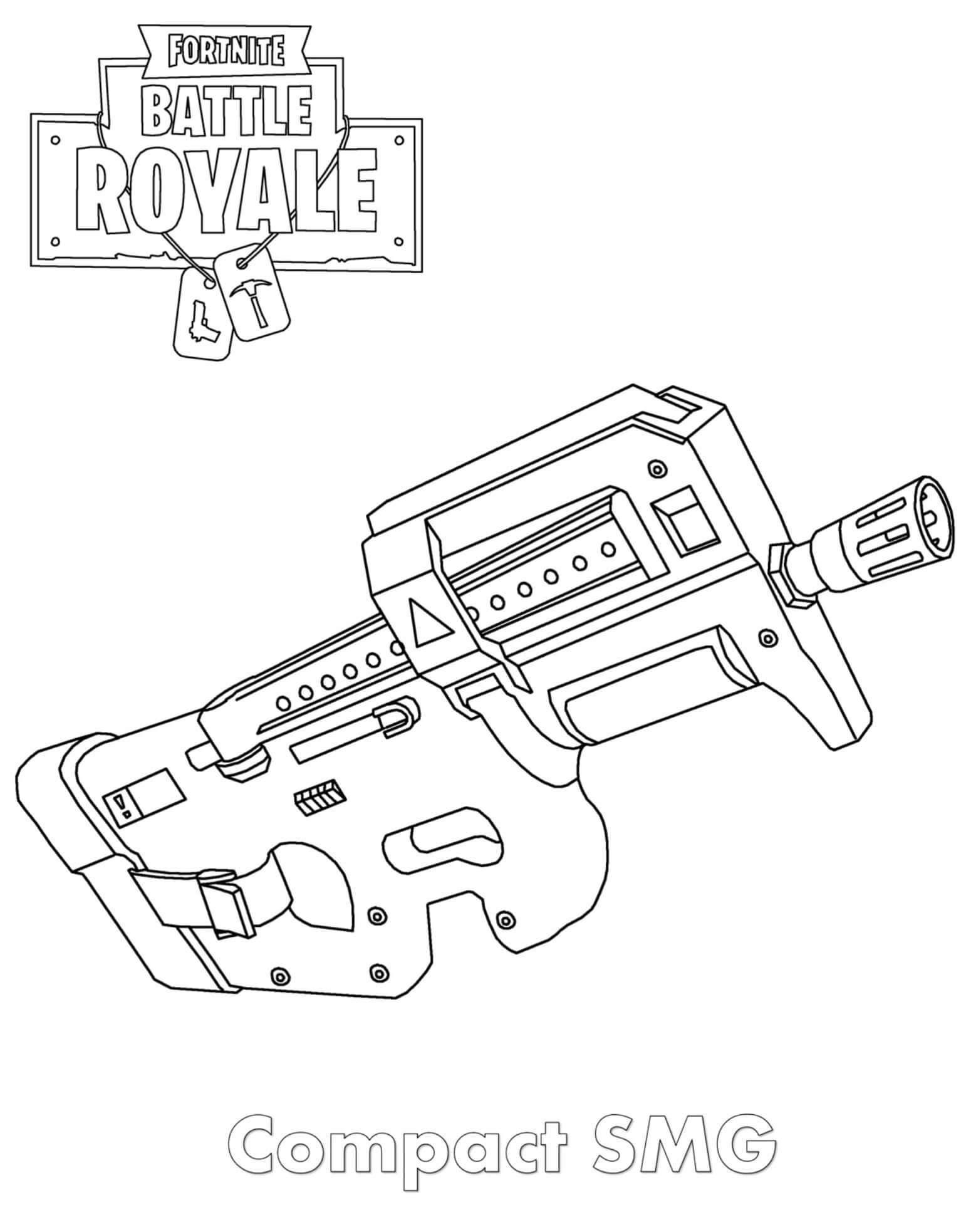 Easy Fortnite Drawings