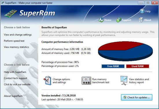 PGWare SuperRam Crack Patch