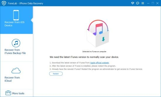 Aiseesoft FoneLab iPhone Data Recovery License Key