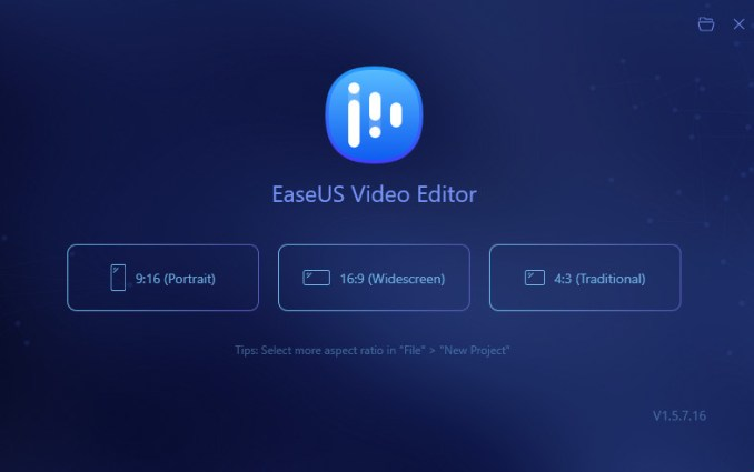 EaseUS Video Editor Crack Patch