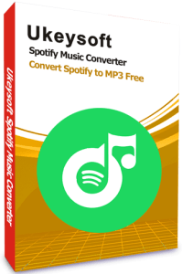 Ukeysoft Spotify Music Converter Crack