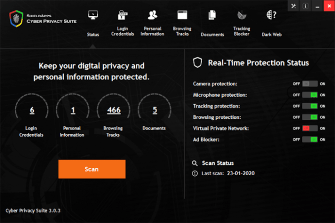 Cyber Privacy Suite Download Patched