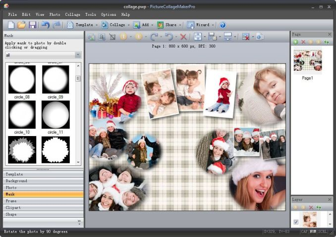 AMS Software Photo Collage Maker Pro Serial Key