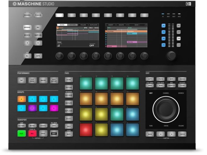 Native Instruments Maschine Serial Key