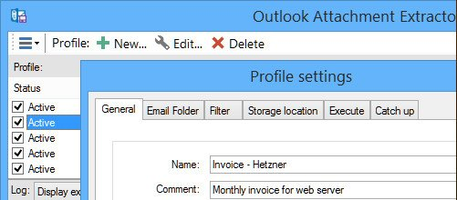 Outlook Attachment Extractor serial