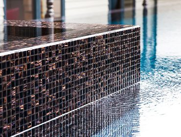 swimming pool tiles supply glass