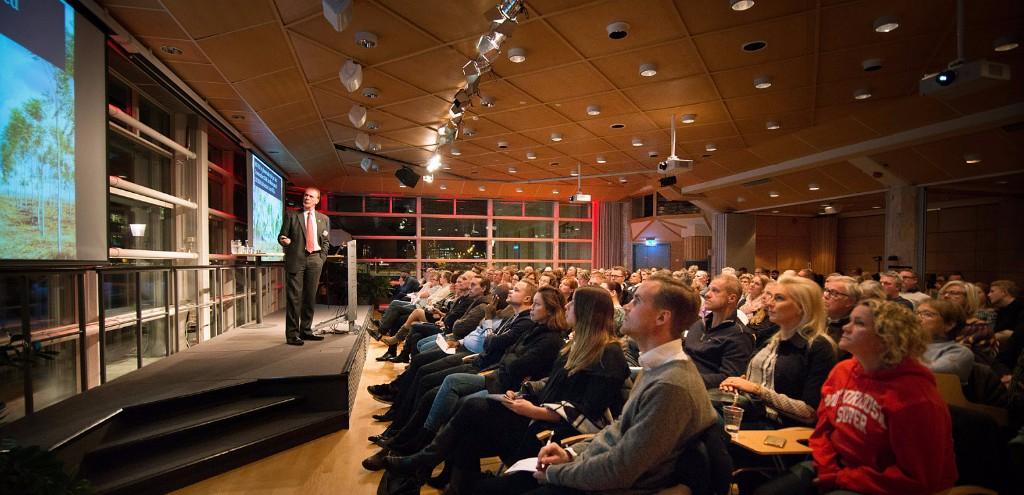 Inbjudan till årets infomöten runt om i Sverige