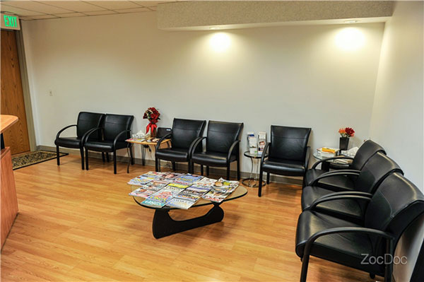 Center for Better Hearing waiting room