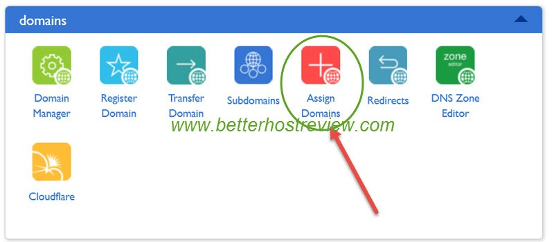 Host multiple domains and websites with Bluehost no extra fee