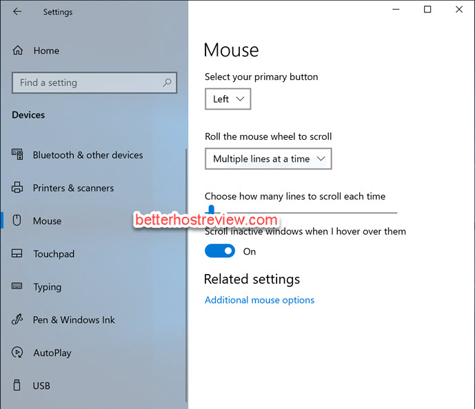 Increase mouse cursor size in Windows 10 – Better Host Review
