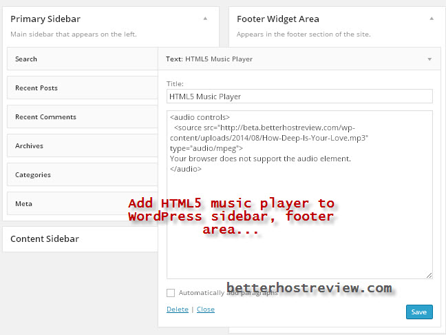 Add Background Music to WordPress – Better Host Review