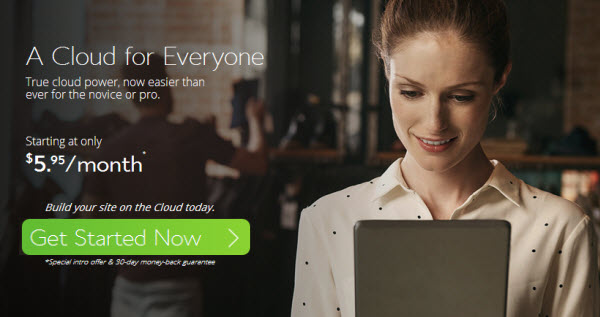 bluehost cloud hosting