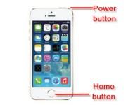 capture screen on iphone ipad