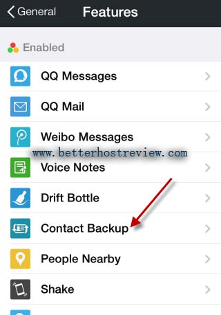 move contacts from blackberry to android
