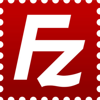 Connect to server using FileZilla FTP client