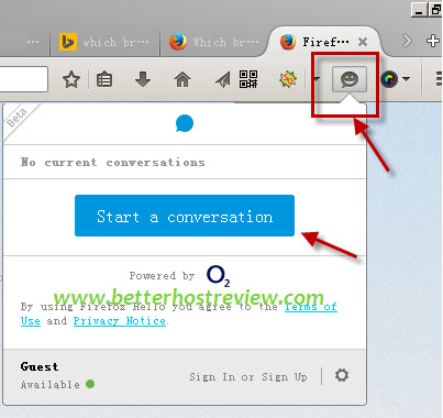 Make Free Video Calls using Firefox Browser – Better Host Review