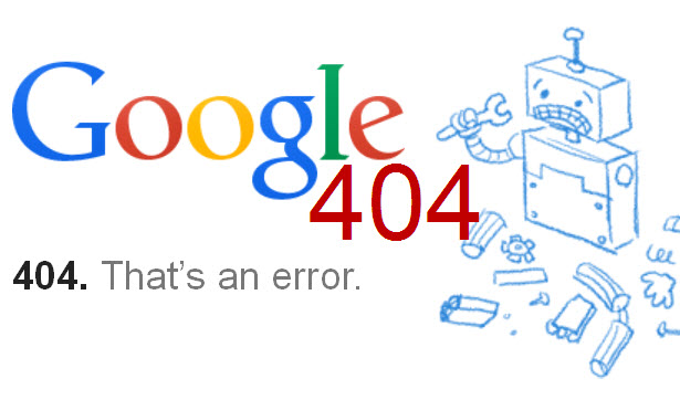 Fix 404 Errors with Google Webmaster Tools \u2013 Better Host Review