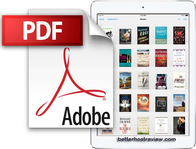 how to save pdf on ipad