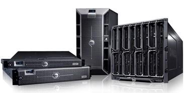 web servers Dell