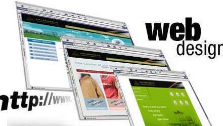 website design building