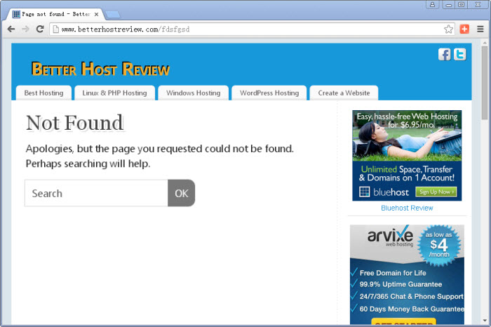 Everybody in this world who uses internet must have faced 404 - Page Not  Found error