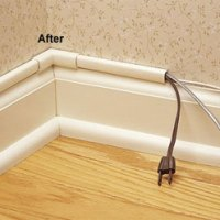 Cord Cover Kit | Better Home Improvement | www ...