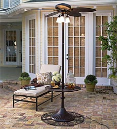 Image result for patio fan