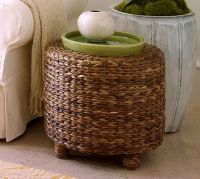 Seagrass Accent Table   Better Home Improvement   www ...