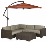 Ventura Free Standing Patio Umbrella | Better Home ...