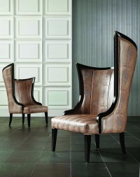High Back Chair From Luxury Living By Royal Koas ...