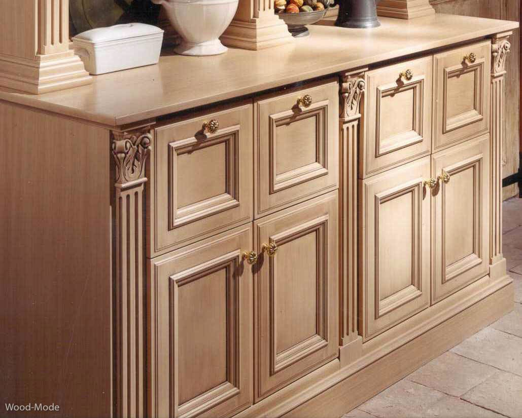 wood mode kitchen cabinets discount knobs and pulls european heritage by better kitchens chicago
