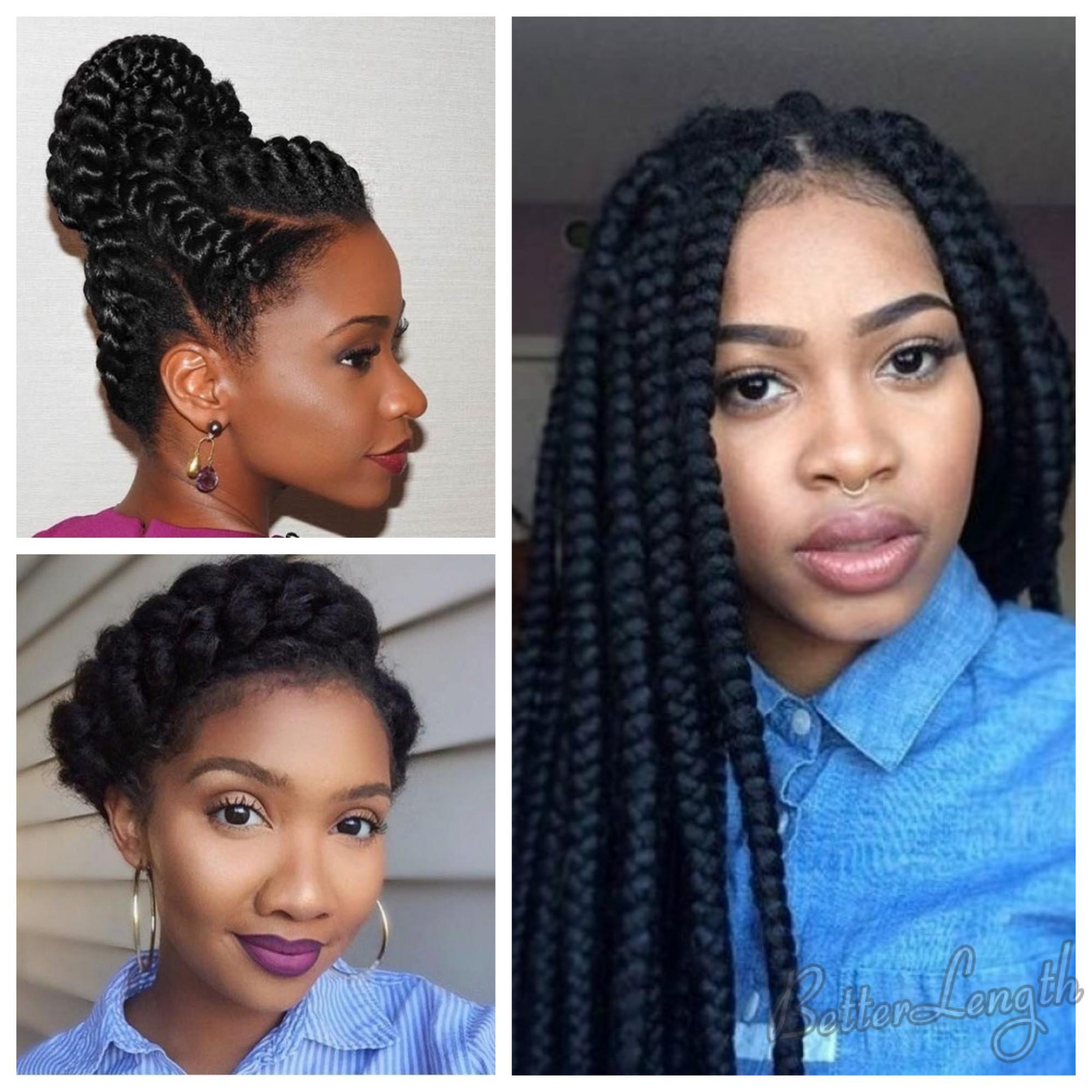 Dope 2018 Summer Hairstyles For Black Women Betterlength Hair