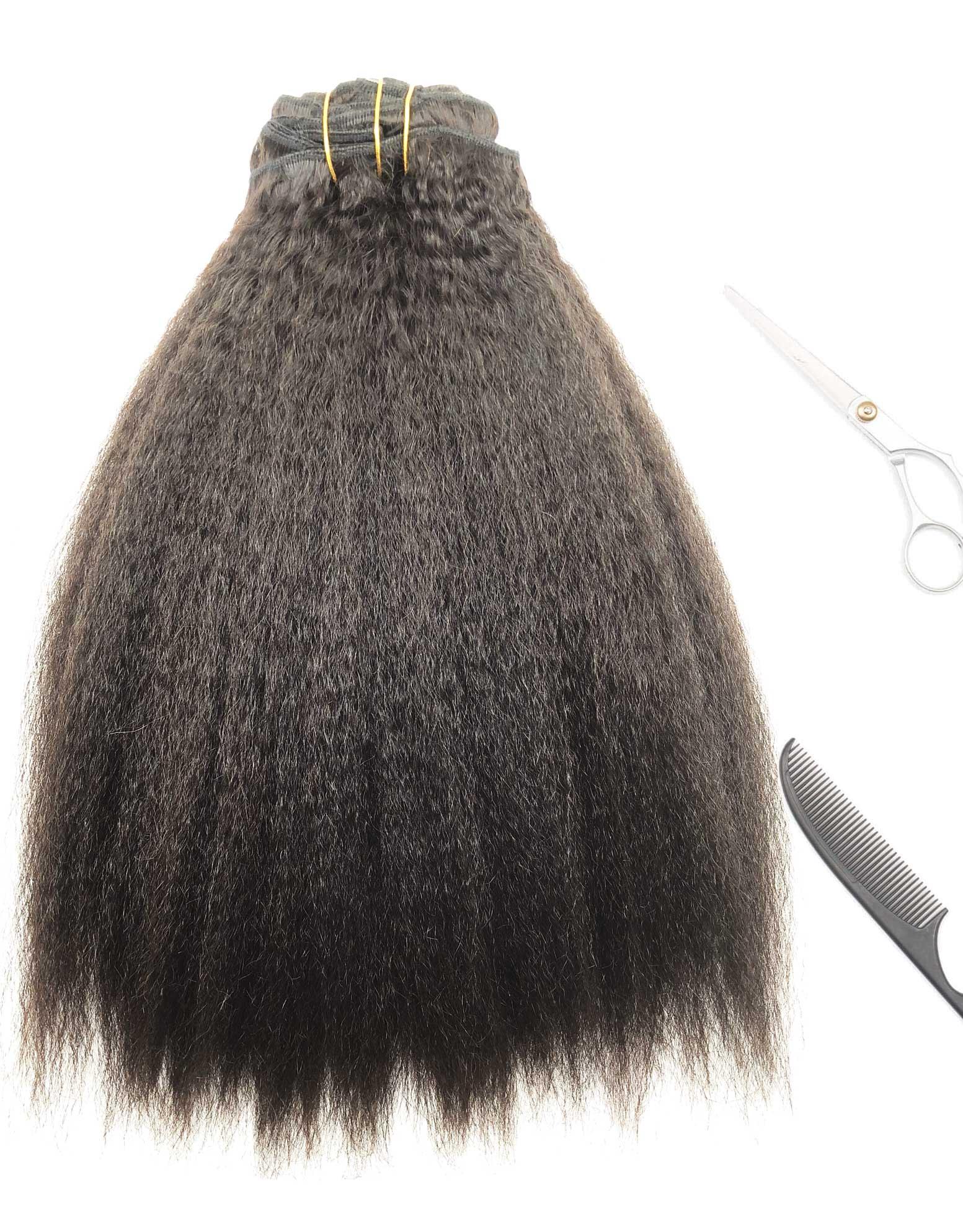 Kinky Coarse ClipIn Hair Extensions  BetterLengthcom