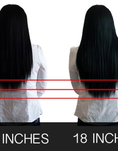 Betterlength hair length chart also light yaki clip in extensions relaxed rh