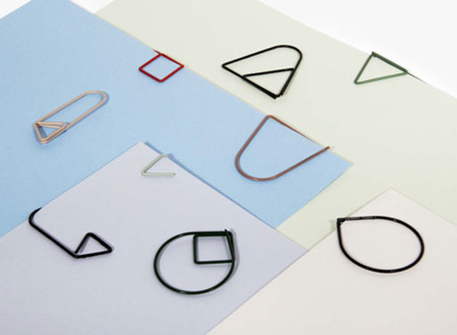 Paper Clips by Daphna Laurens