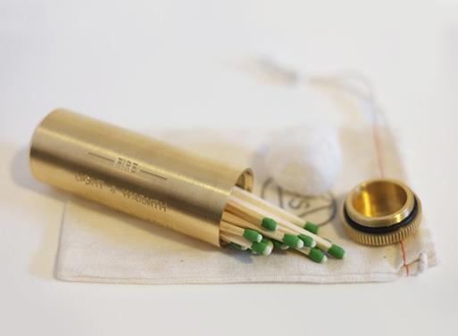 Fire Kit Brass