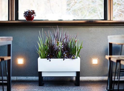 Urban Garden Standard Planter