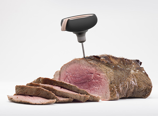 Hot Stuff! Food Thermometer