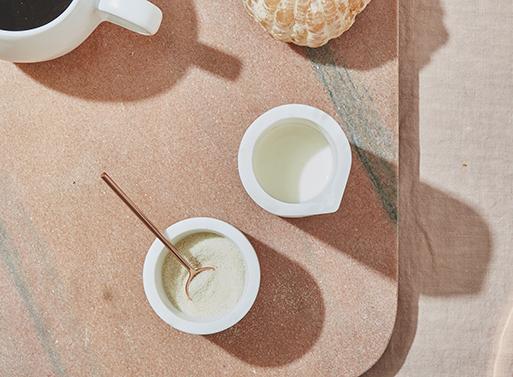 Mara Creamer and Sugar Salt Dish