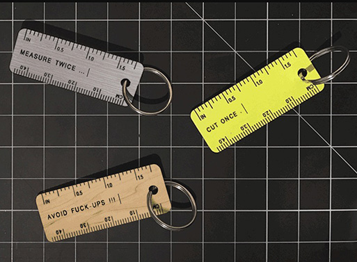 Ruler-Tag by Various Projects