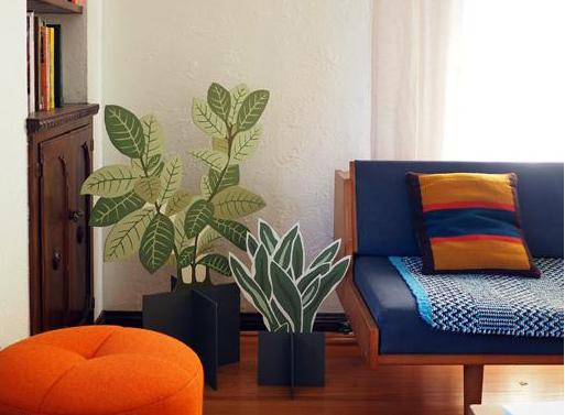 SR Flat Plants