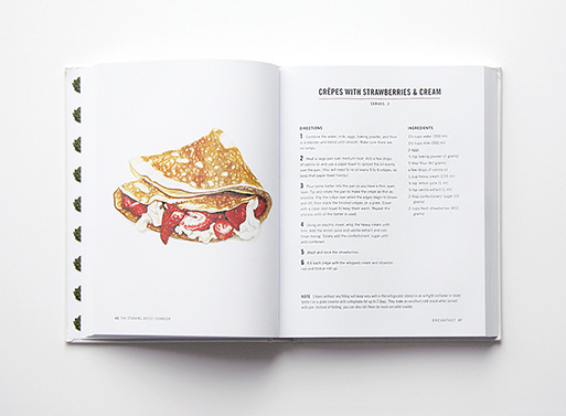 The Starving Artist Cookbook