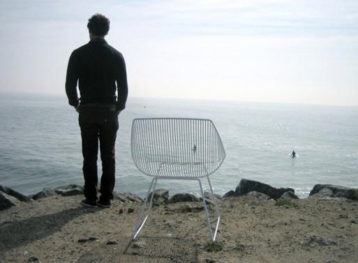 Stupendous Bunny Lounge Chair Furnishings Better Living Through Design Creativecarmelina Interior Chair Design Creativecarmelinacom