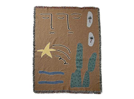 BFGF Woven Blankets