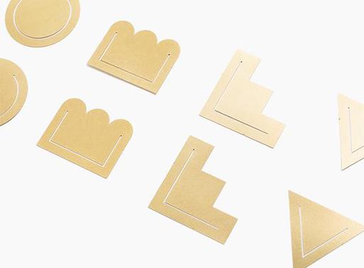 Brass Clips