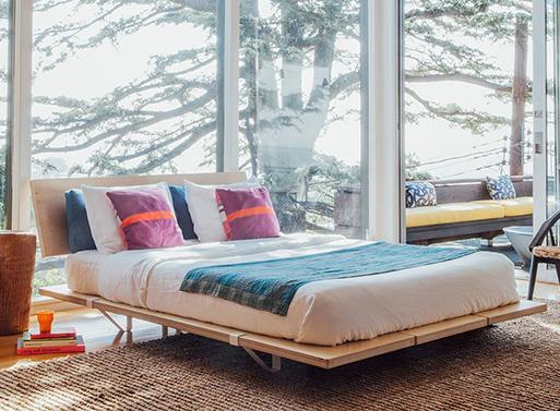 The Floyd Platform Bed