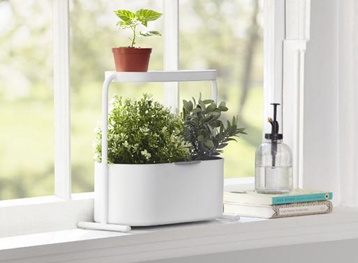 Giardino Planter White
