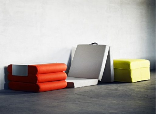Hideaway Folding Guest Bed