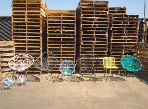Acapulco Chair  FURNISHINGS  Better Living Through Design