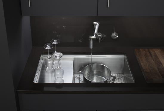 Kohler K3760 33 Undermount Sink  Kitchen  Better
